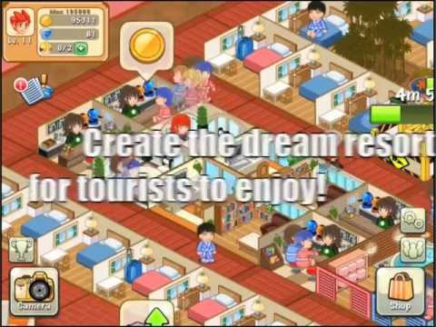 Hotel Story Preview Trailer for iPhone/iPad/Android