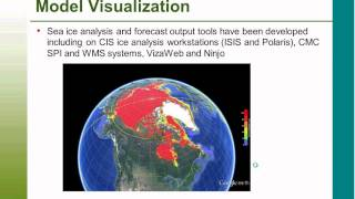 01 13 15 Arctic Modeling Improving Models and Predictions in the Arctic