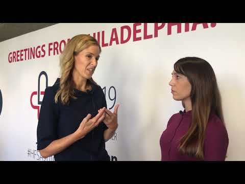 #HFSA2019 TV: Interview with Rebecca Cogswell, MD