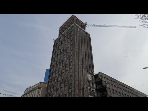 Warszawa Urbex - Prudential  URBEX #92 