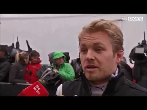 Former Formula 1 driver Nico Rosberg fluent in 5 languages.