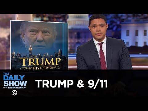 Donald Trump Is Really Bad at 9/11 | The Daily Show thumbnail