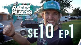 Races To Places SE10 EP01 - Adventure Motorcycle Documentary Ft. Lyndon Poskitt