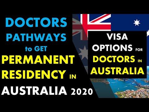 DOCTORS Pathways To Get AUSTRALIAN PR | How To Become DOCTOR In AUSTRALIA