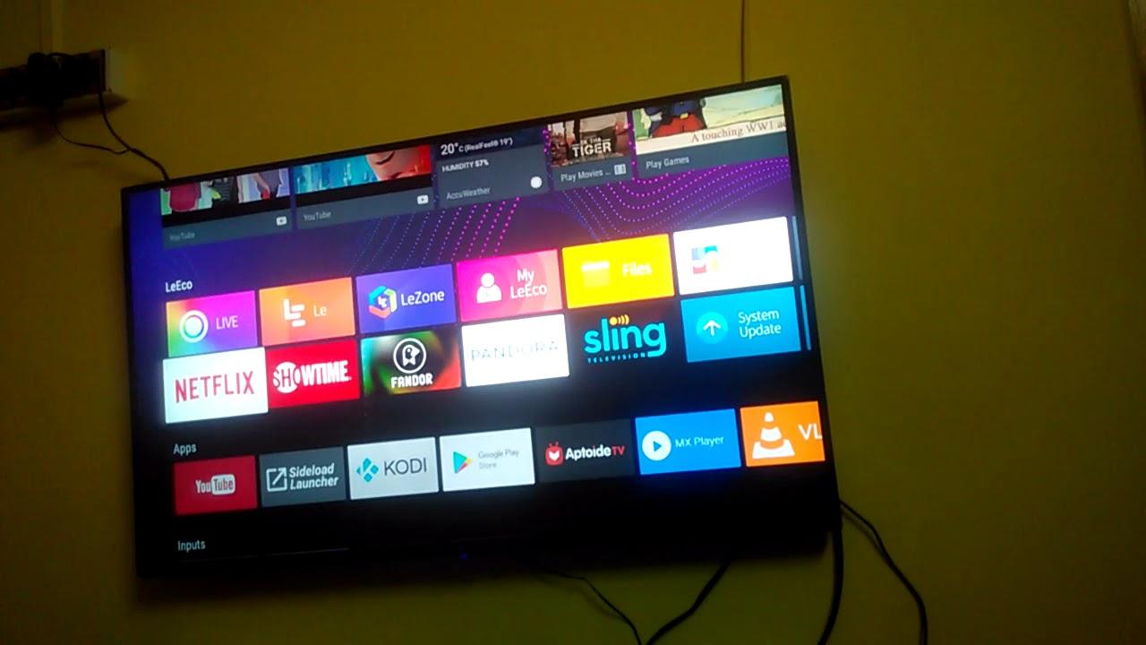 LeEco Super 4 X 43 Pro TV US Firmware / ROM