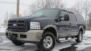 2005 Ford Excursion Eddie Bauer POWERSTROKE DIESEL 4X4, SOLD!!!