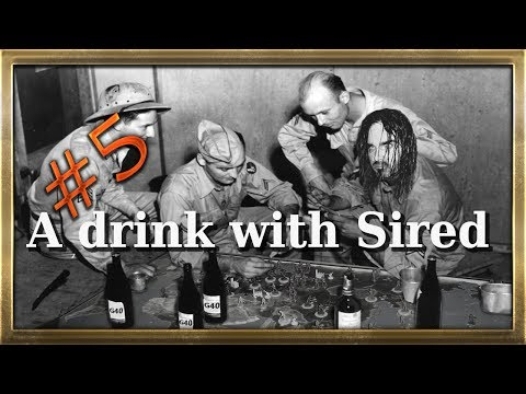 A drink with Sired #5 - Hit dice and battle trays