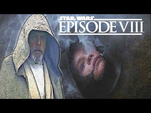 WHY LUKE'S FACE WAS IN VADER'S HELMET! - SECRET CONNECTION TO STAR WARS: EPISODE 8 (VIII)