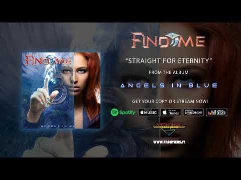 """Find Me - """"Straight For Eternity"""" (Official Audio)"""