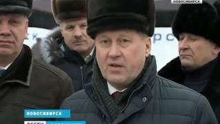 видео Аренда автобуса Новосибирск