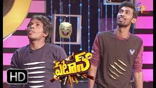 Patas | Express Hari & Yadamma Raju Performance | 9th May  2018 | ETV Plus