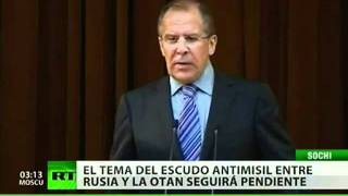 Consejo Rusia-OTAN en Sochi: mismos fines, diferentes medios