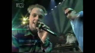 """Die Fantastischen Vier – """"Die da!?!"""" & """"Zu geil für diese Welt"""" – Goldener Löwe von RTL Radio 1993"""