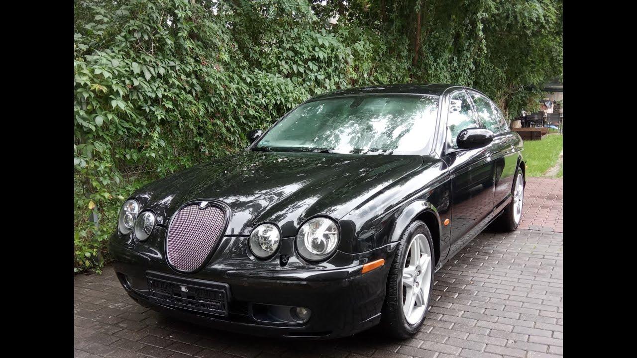 Jaguar Supercharged - ostatnie składania, Onbord