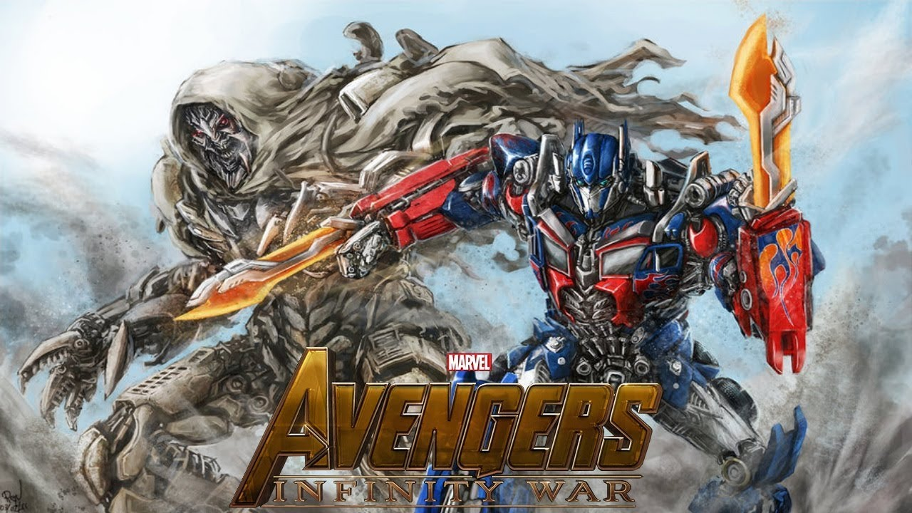Avengers Infinity War Parody Trailer HD