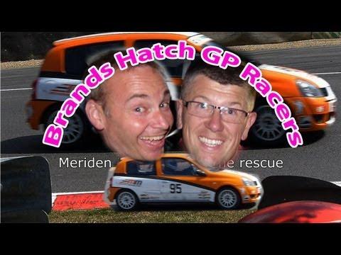 Brands Hatch MSVR Team Trophy - July 28th 2013 - Paul Ivens and David Slater