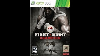 Exciting News! - Fight Night Champion Now Backwards Compatible!