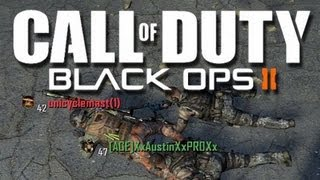 Black Ops 2 - Fun Time with Bad Players! #2 (Booty Adventure!)