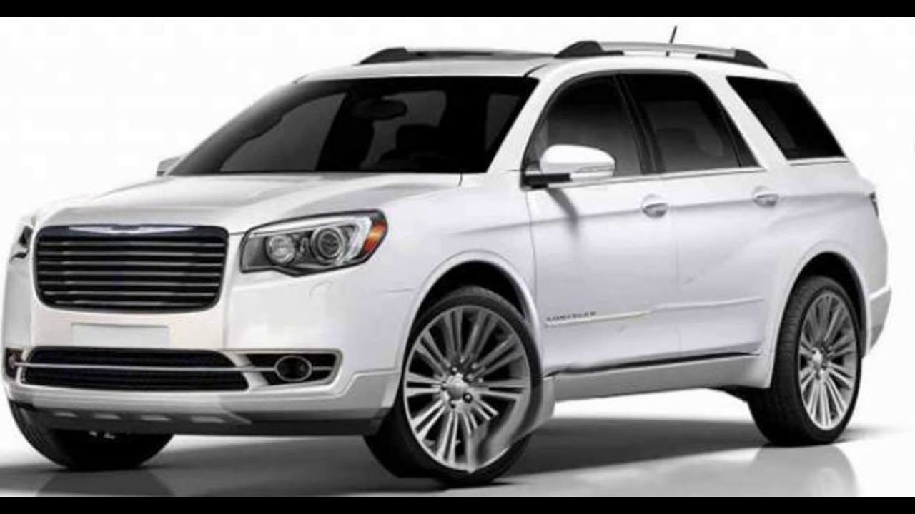 Suv Luxury 2018 Chrysler New Aspen