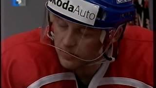 Чемпионат мира по хоккею 2002, четвертьфинал, Россия-Чехия. Часть-3