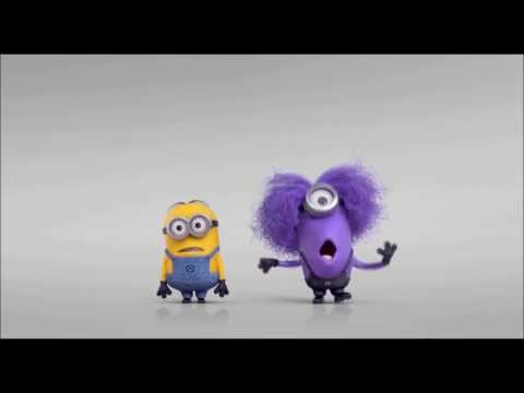 One Direction - Best Song Ever - Minions Voice (with Minions Scenes)