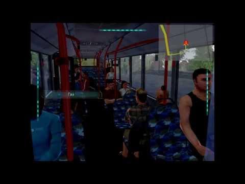 КАК ИГРАТЬ В BUS SIMULATOR 2012?!|Обзор #1