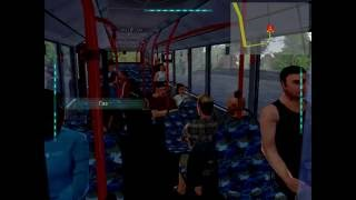 кАК ИГРАТЬ В BUS SIMULATOR 2012?!Обзор #1