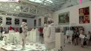 Бренд Aika Alemi первым из СНГ принял участие в выставке моды Scoop в Лондоне