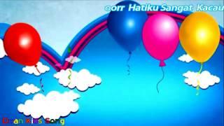 Lagu Anak Balonku Ada Lima ~ Kids Of Songs