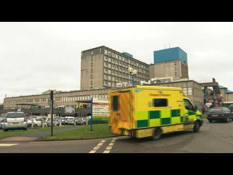Could closing hospitals fix the NHS?
