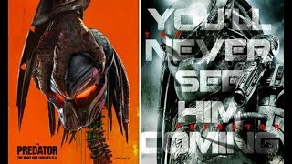 The Predator new trailer  the latest Predator trailer online