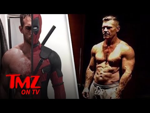 Ryan Reynolds is Very Ready For 'Deadpool 2'  TMZ TV