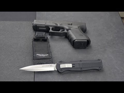 Striker's new EDC knife: Benchmade Infidel
