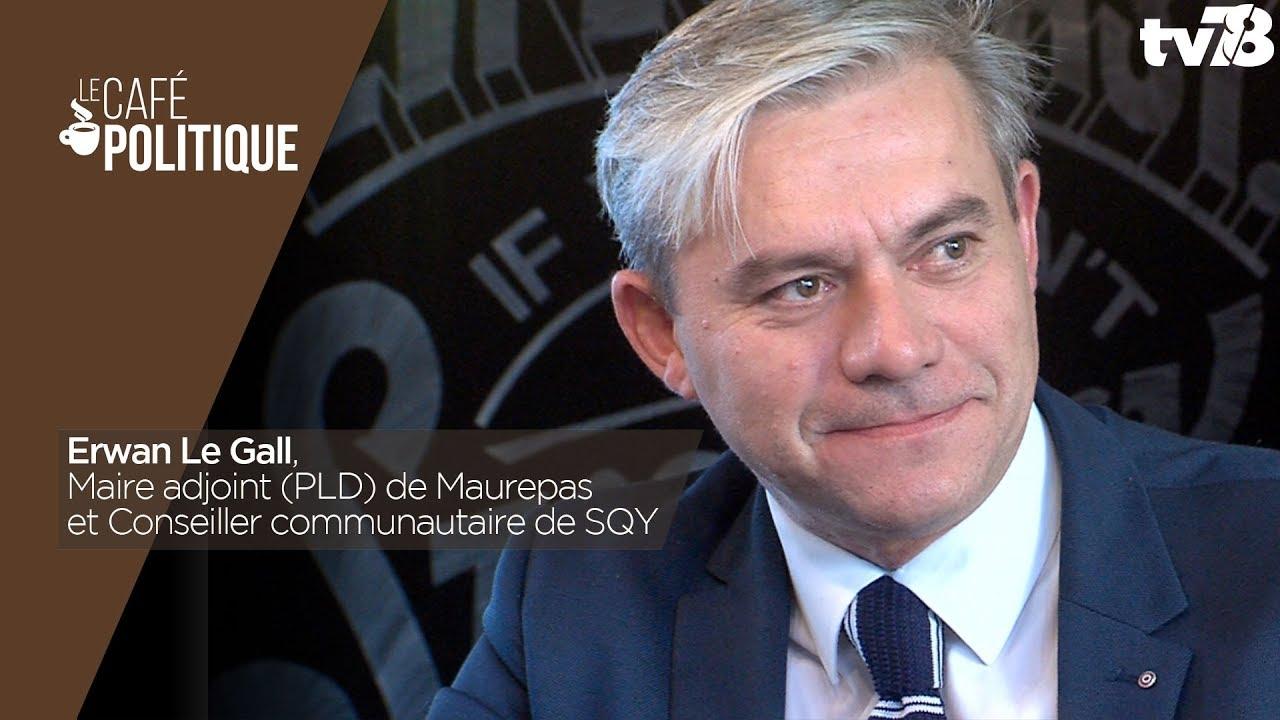 Café Politique n°46 – Erwan Le Gall Maire adjoint (PLD) de Maurepas et Conseiller communautaire de SQY