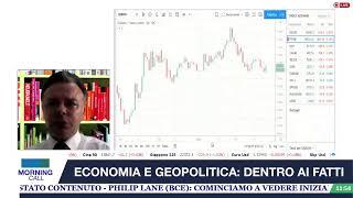 FINANZA NOW. ECONOMIA E GEOPOLITICA: DENTRO AI FATTI CON BEPI PEZZULLI di Italia Atlantica