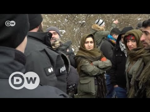 Kurds in Germany: Backlash against Turkey's Syria offensive | DW English