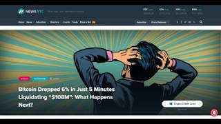 Bitcoin Dump Manipulation ? | Bitmex Binance Deribit Bybit Leverage Trading Liquidation