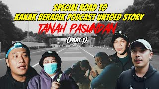 BEHIND THE MOP | ROAD TO KBP UNTOLD STORY TANAH PASUNDAN (PART 1)