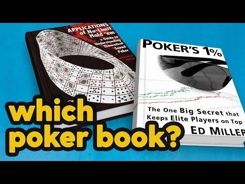 Which Poker Book? Applications vs. Poker's 1% | SplitSuit