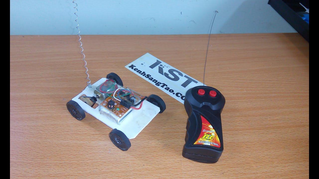 How To Make Remote Control Car