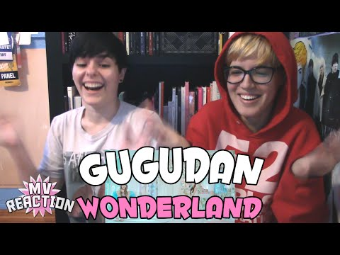 GUGUDAN (구구단) - WONDERLAND ★ MV REACTION