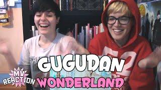 GUGUDAN (구구단) - WONDERLAND ★ MV REACTION