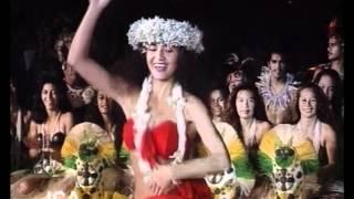 Tahitian Vahine Dance - 19