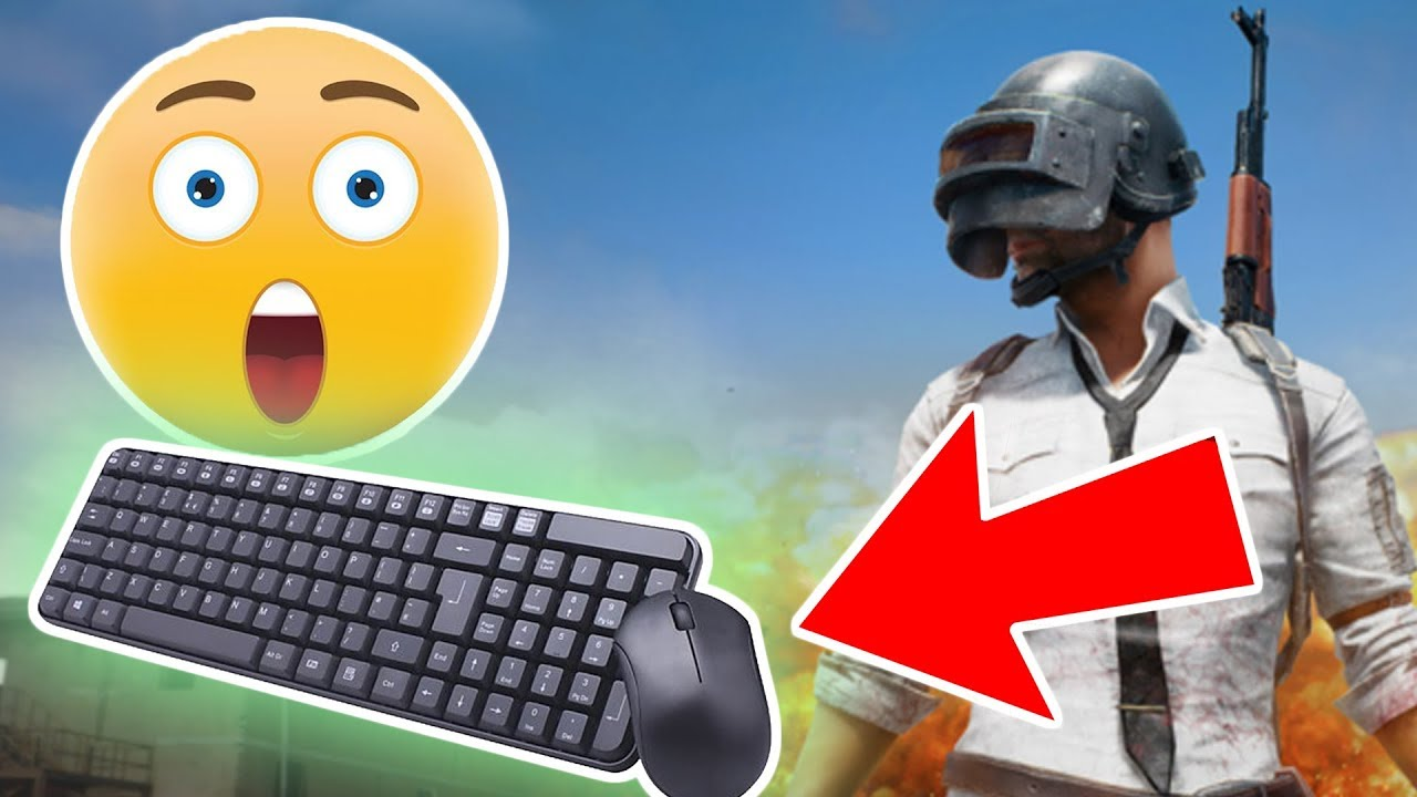 PUBG Mobile (Android) with Keyboard and Mouse