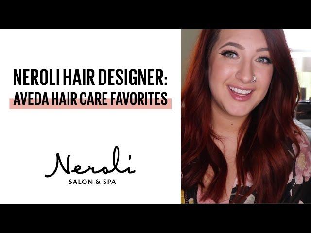 Aveda Hair Care Favorites