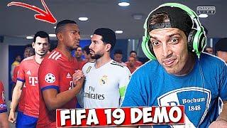 FIFA 19 DEMO!!!