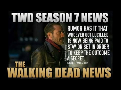 The Walking Dead Season 7 Spoilers Update TWD Season 7 Walking Dead Spoilers