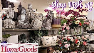 HOMEGOODS SPRING HOME DECOR SHOP WITH ME 2019