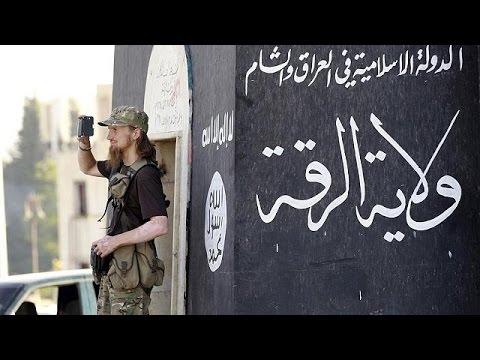 IŞİD Irak ve Suriye'de terör estiriyor