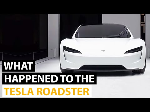 Why Elon Musk Still Does Not Produce Tesla Roadster